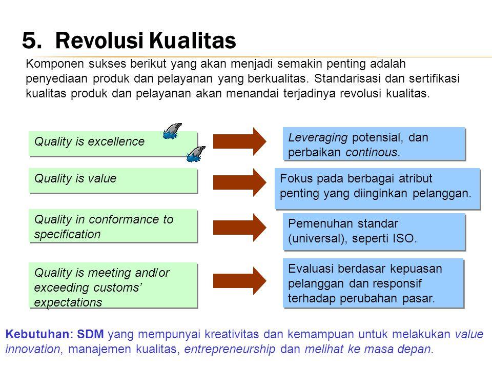 5. Revolusi Kualitas