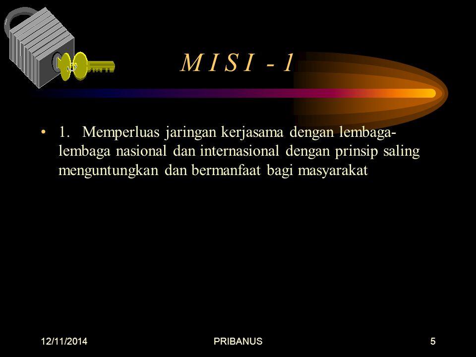 M I S I - 1