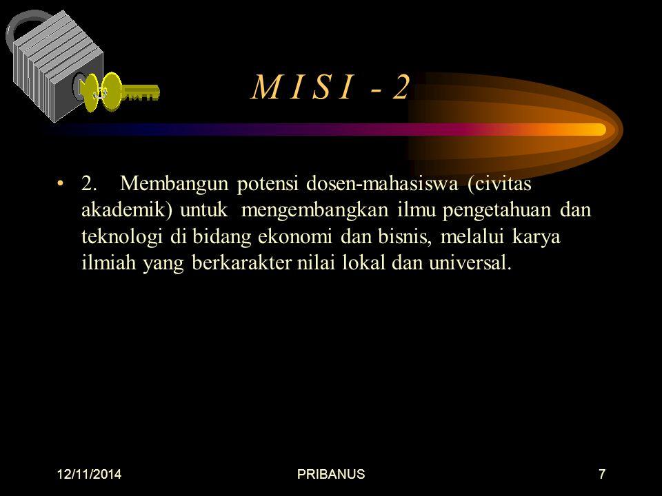 M I S I - 2