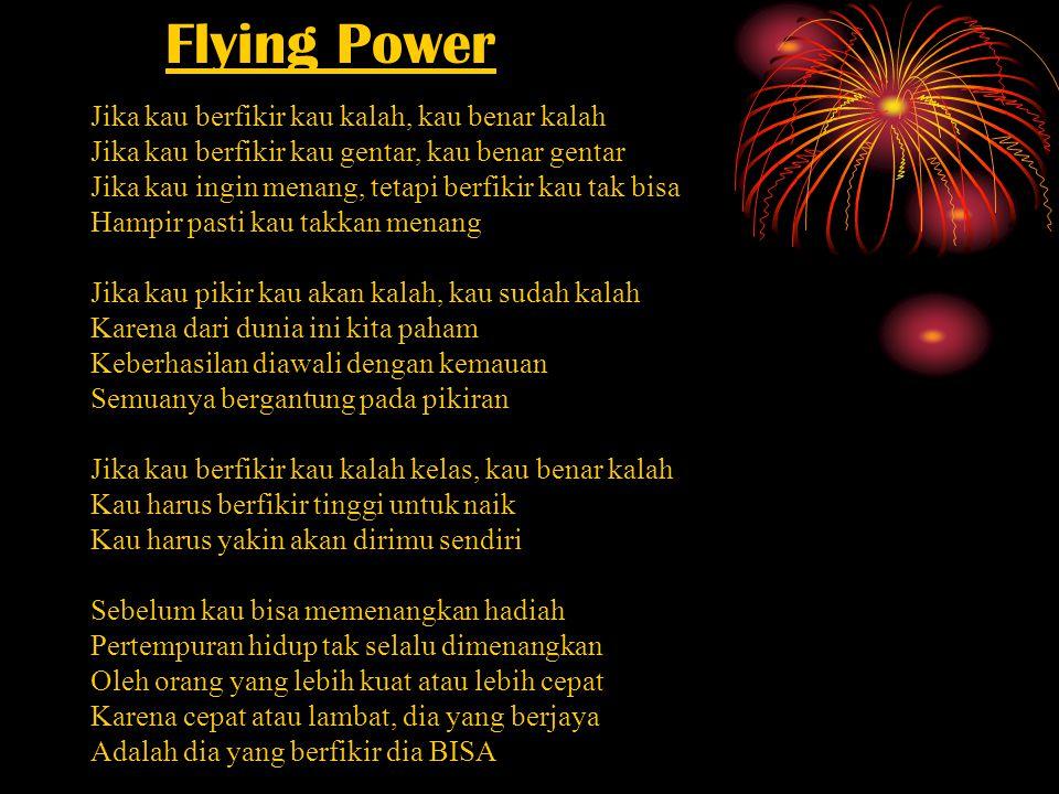 Flying Power