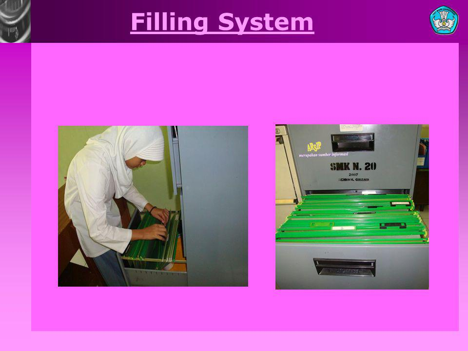 Filling System