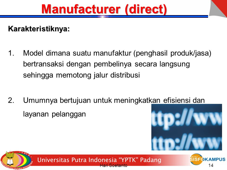 Manufacturer (direct)