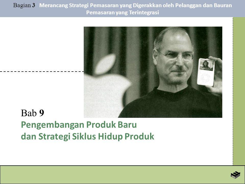 Bab 9 Pengembangan Produk Baru dan Strategi Siklus Hidup Produk