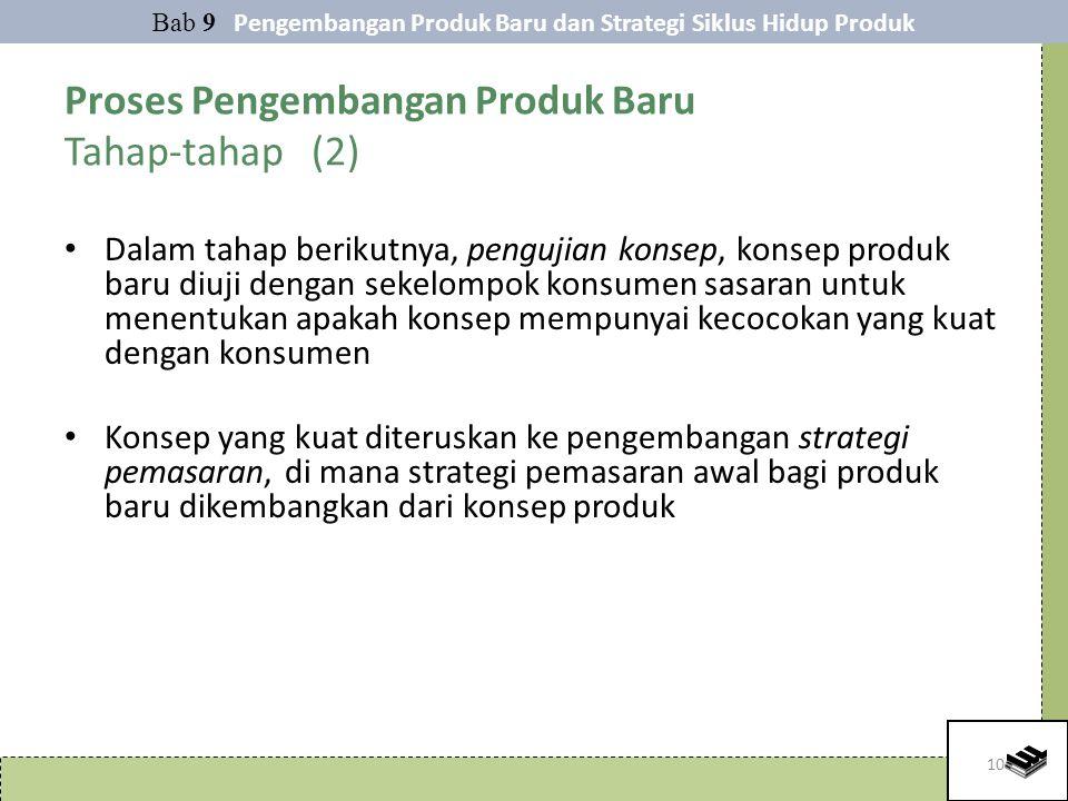Proses Pengembangan Produk Baru Tahap-tahap (2)