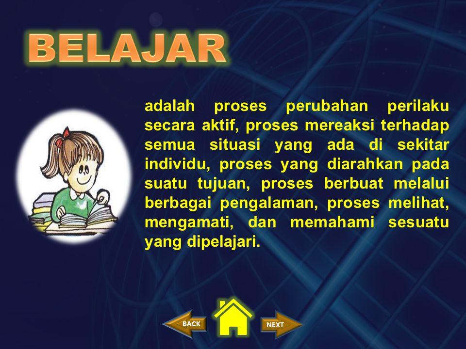 BELAJAR