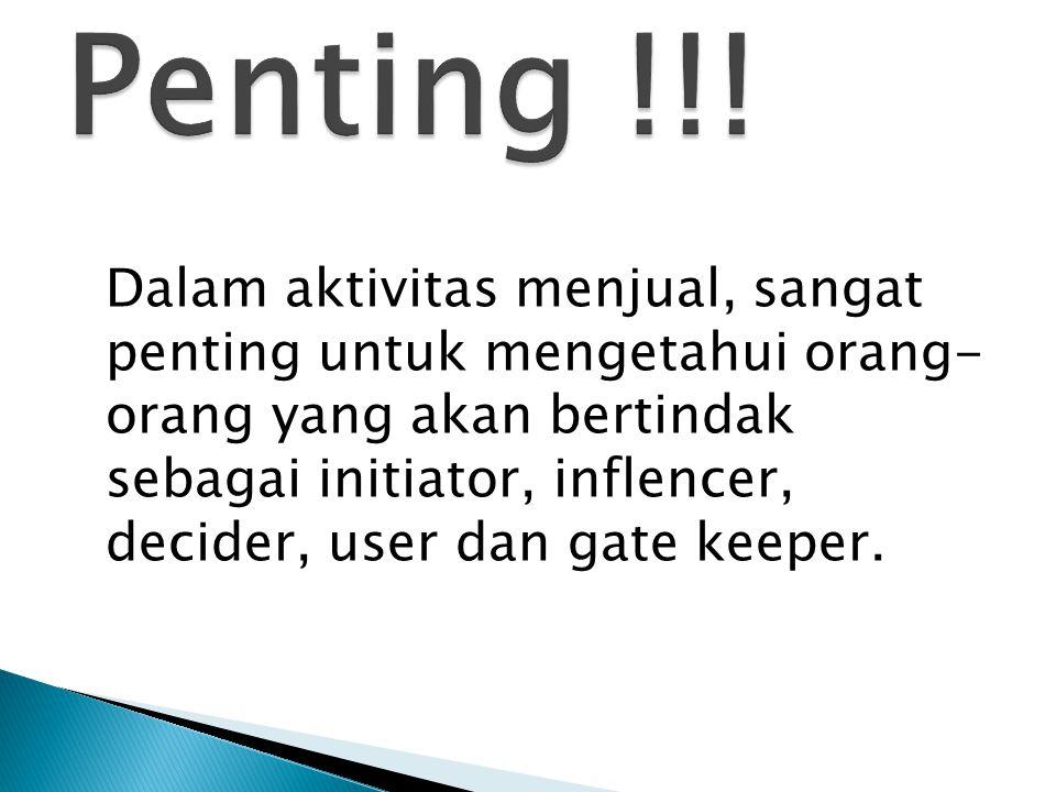 Penting !!!