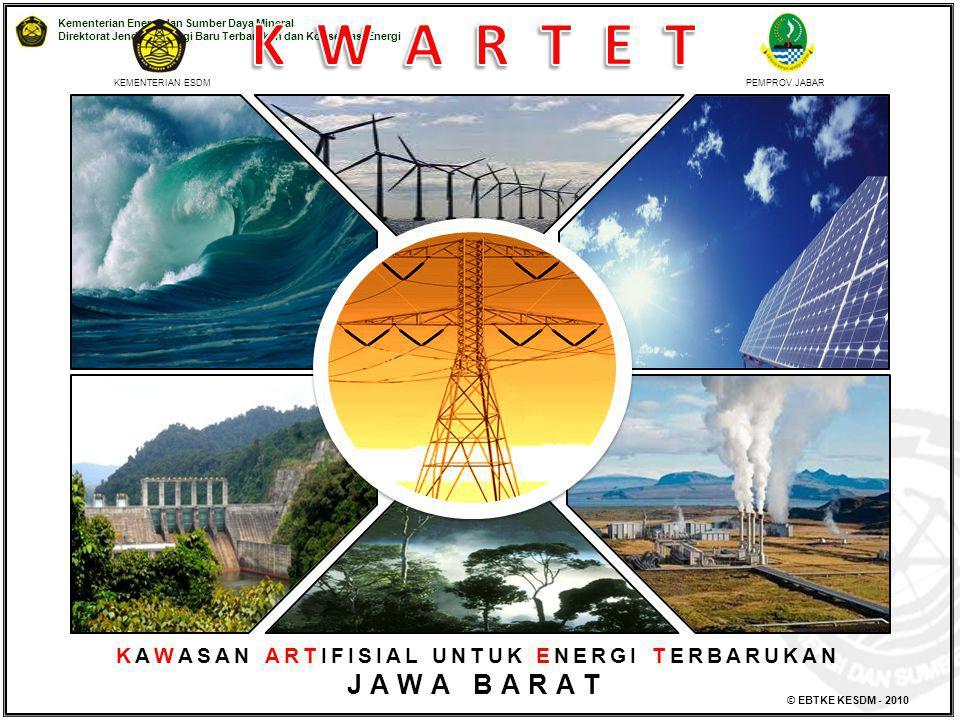 KAWASAN ARTIFISIAL UNTUK ENERGI TERBARUKAN