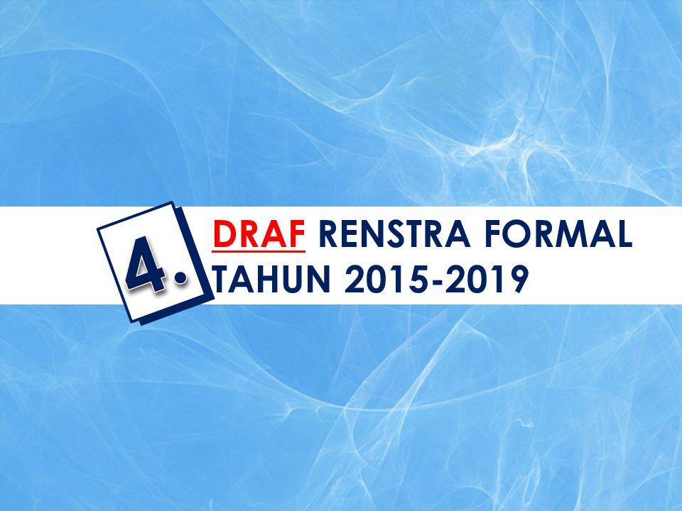 DRAF RENSTRA FORMAL TAHUN 2015-2019 4.