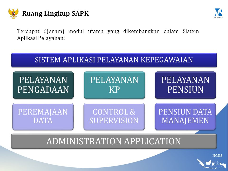 ADMINISTRATION APPLICATION