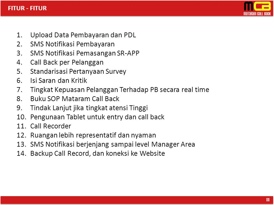 Upload Data Pembayaran dan PDL SMS Notifikasi Pembayaran