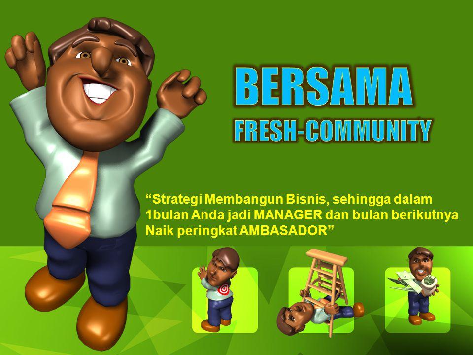 BERSAMA FRESH-COMMUNITY