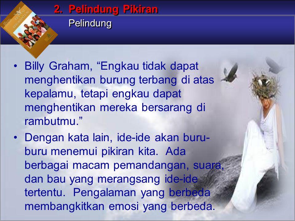 2. Pelindung Pikiran Pelindung