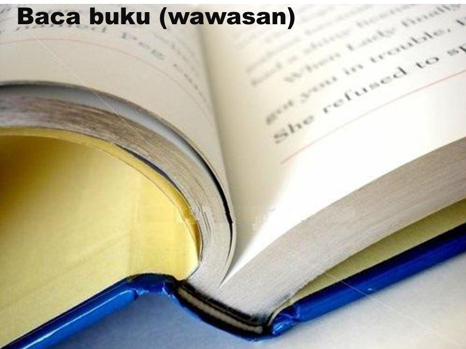 Baca buku (wawasan)