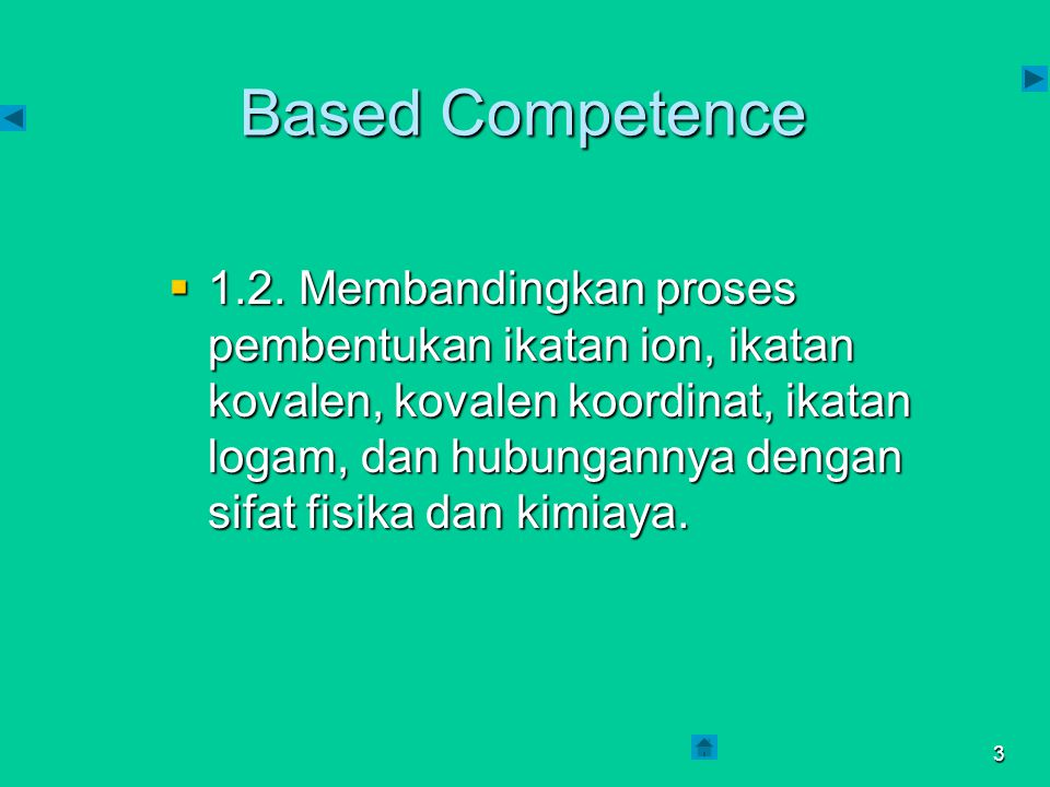 Based Competence