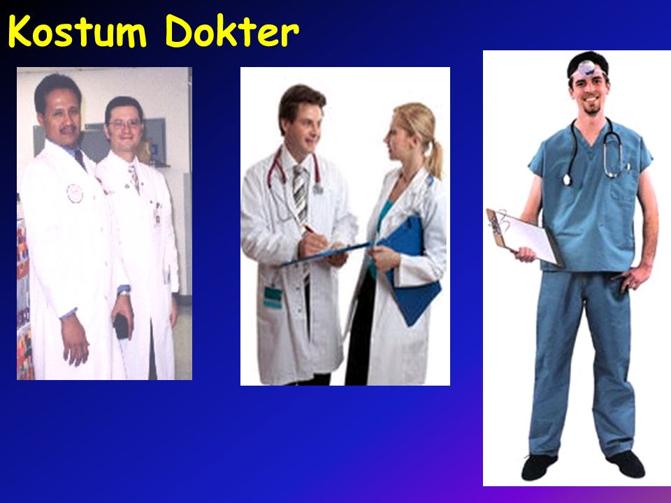 Kostum Dokter