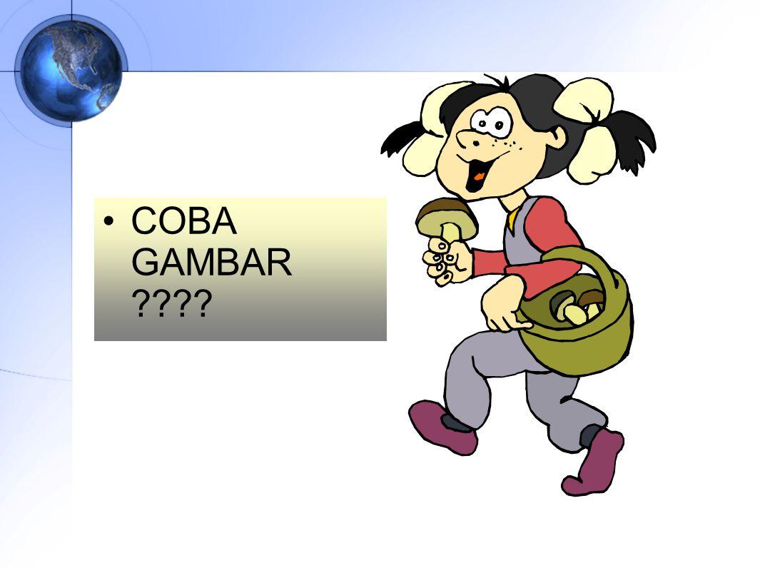 COBA GAMBAR