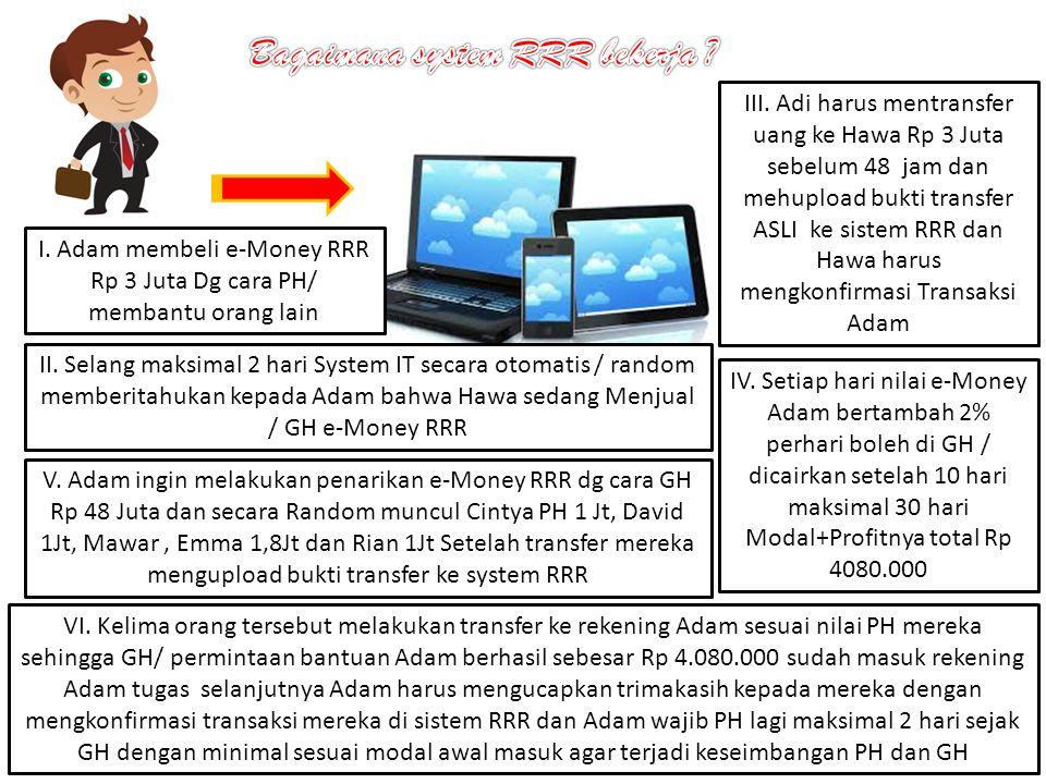 Bagaimana system RRR bekerja