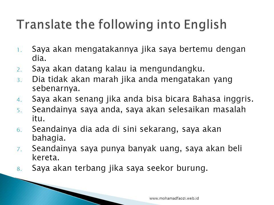 Translate the following into English