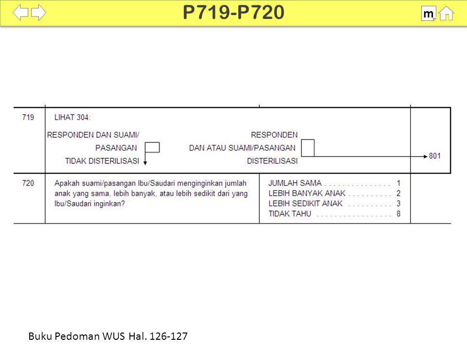 P719-P720 m SDKI 2012 100% Buku Pedoman WUS Hal. 126-127