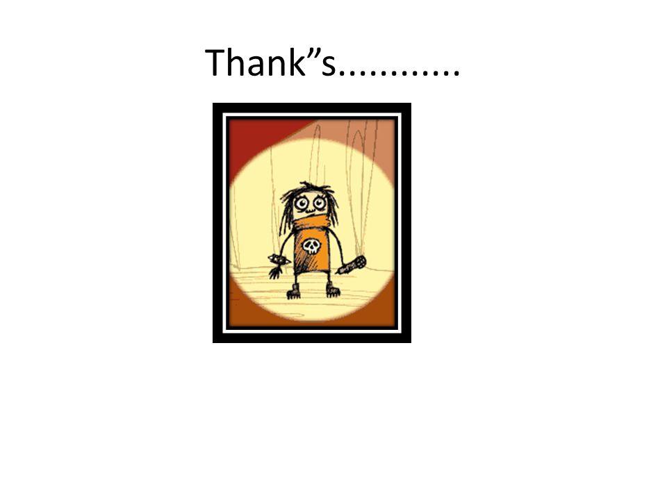 Thank s............