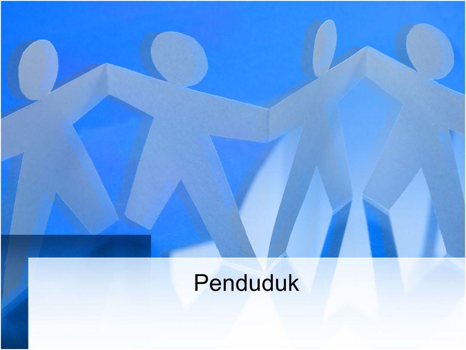 Penduduk