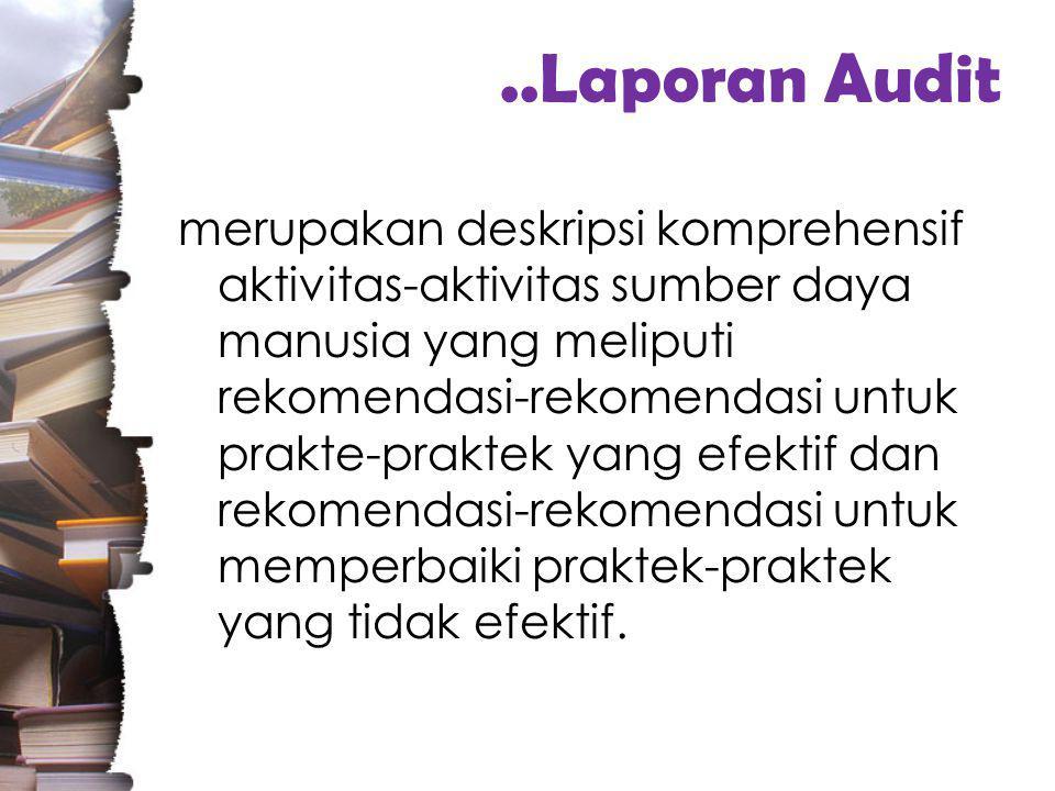 ..Laporan Audit
