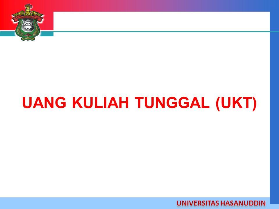 UANG KULIAH TUNGGAL (UKT)
