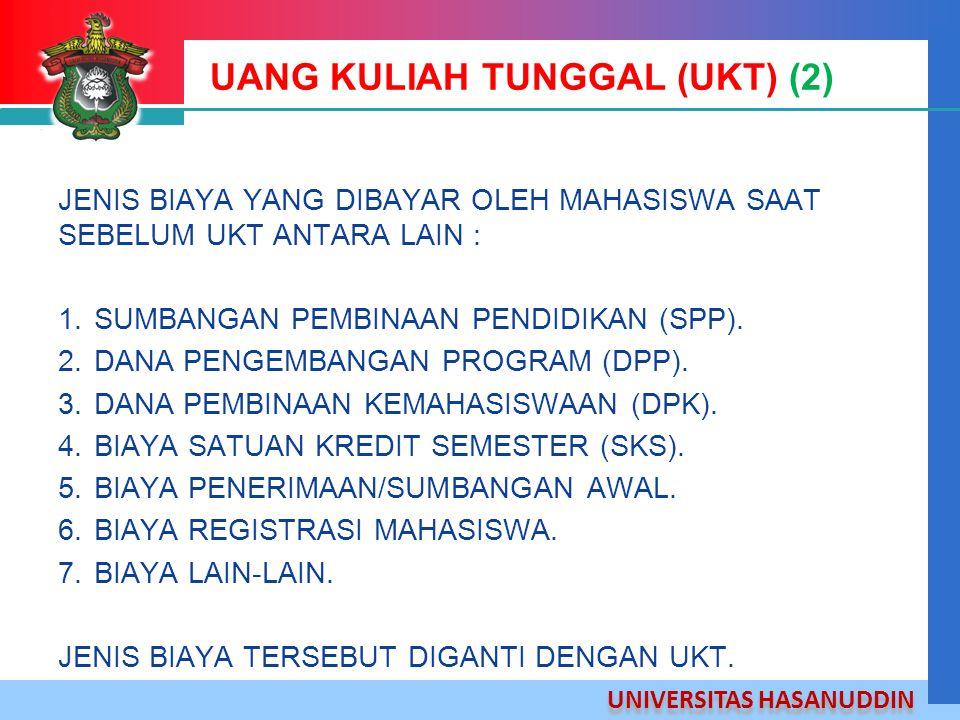 UANG KULIAH TUNGGAL (UKT) (2)