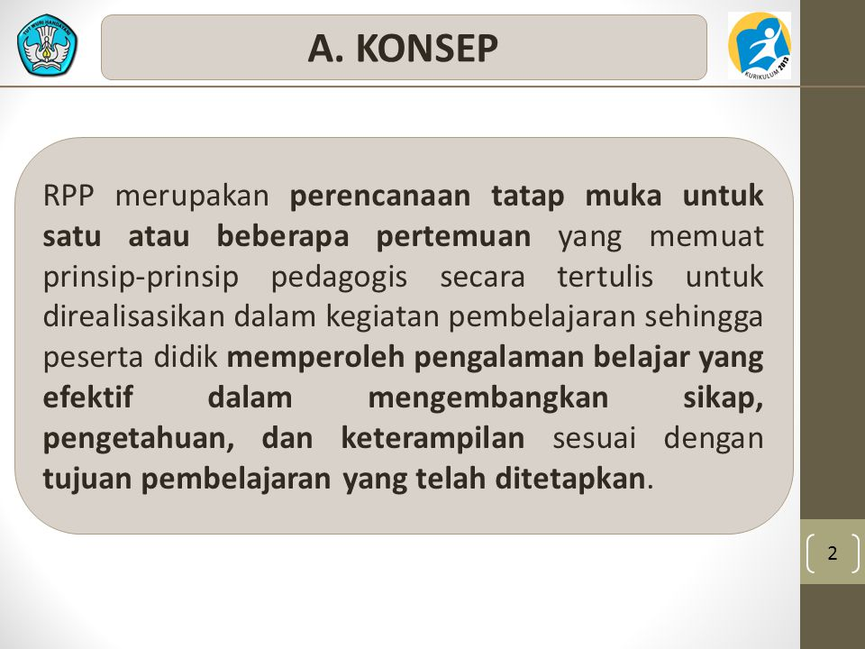 A. KONSEP