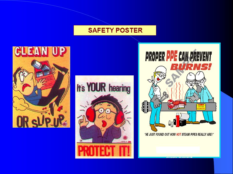 SAFETY POSTER Revisi 02 - 29/08/01