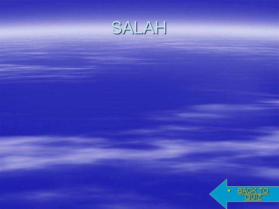 SALAH BACK TO QUIZ