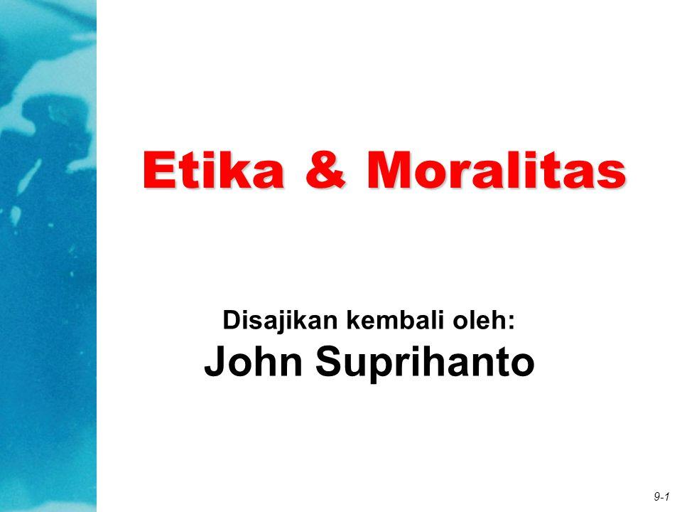 Disajikan kembali oleh: John Suprihanto