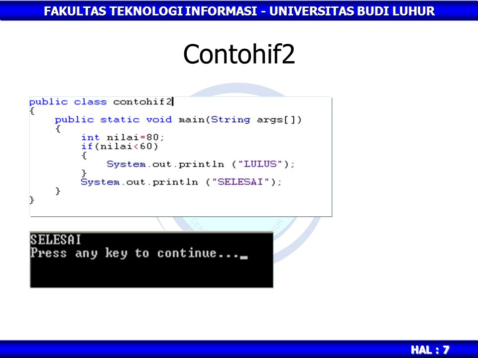 Contohif2