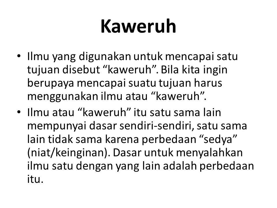 Kaweruh