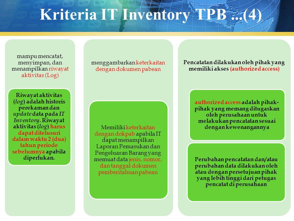 Kriteria IT Inventory TPB ...(4)