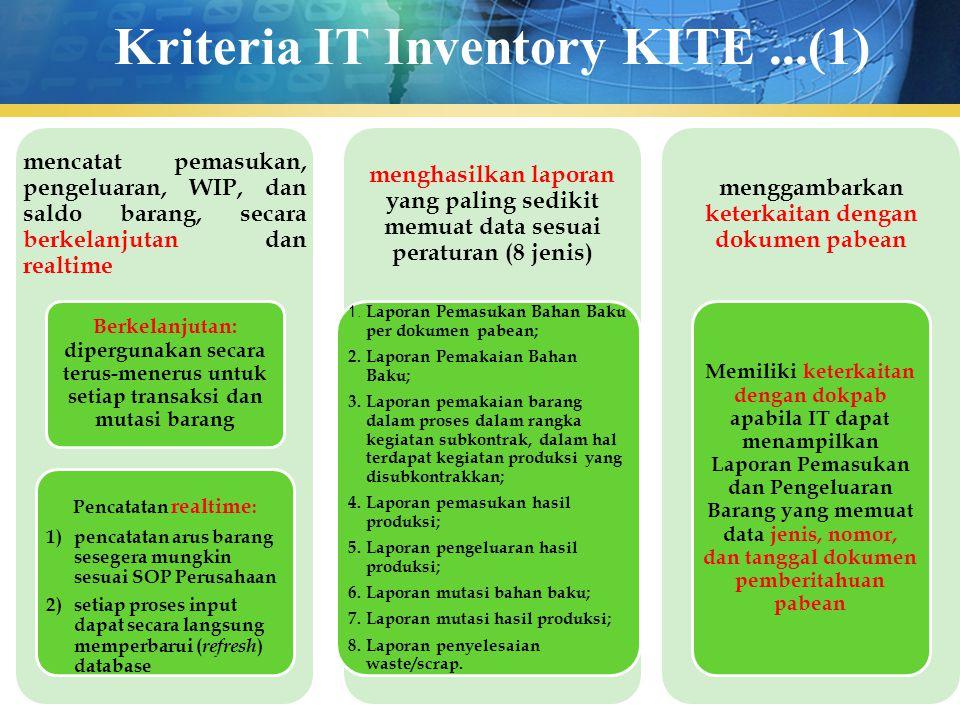 Kriteria IT Inventory KITE ...(1)