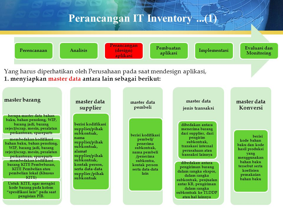 Perancangan IT Inventory ...(1)