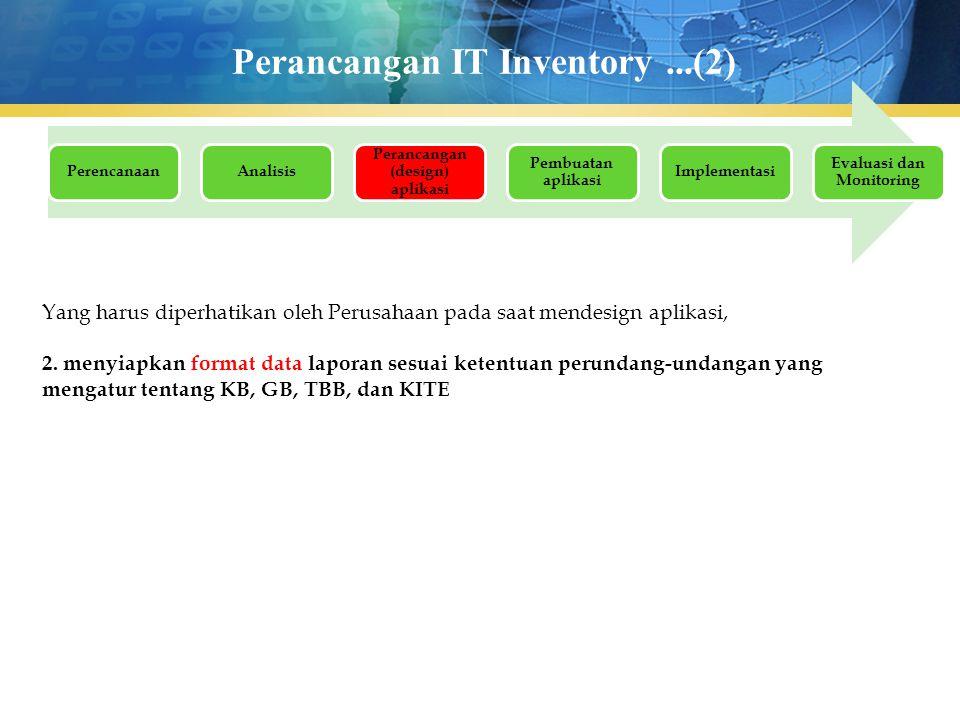 Perancangan IT Inventory ...(2)