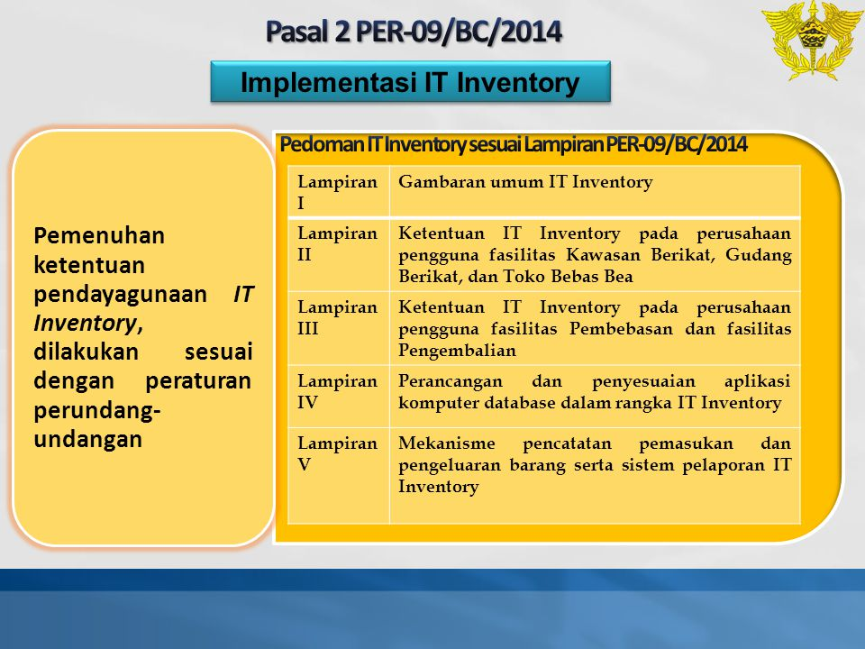 Implementasi IT Inventory