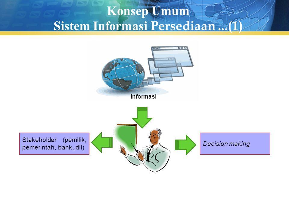 Konsep Umum Sistem Informasi Persediaan ...(1)