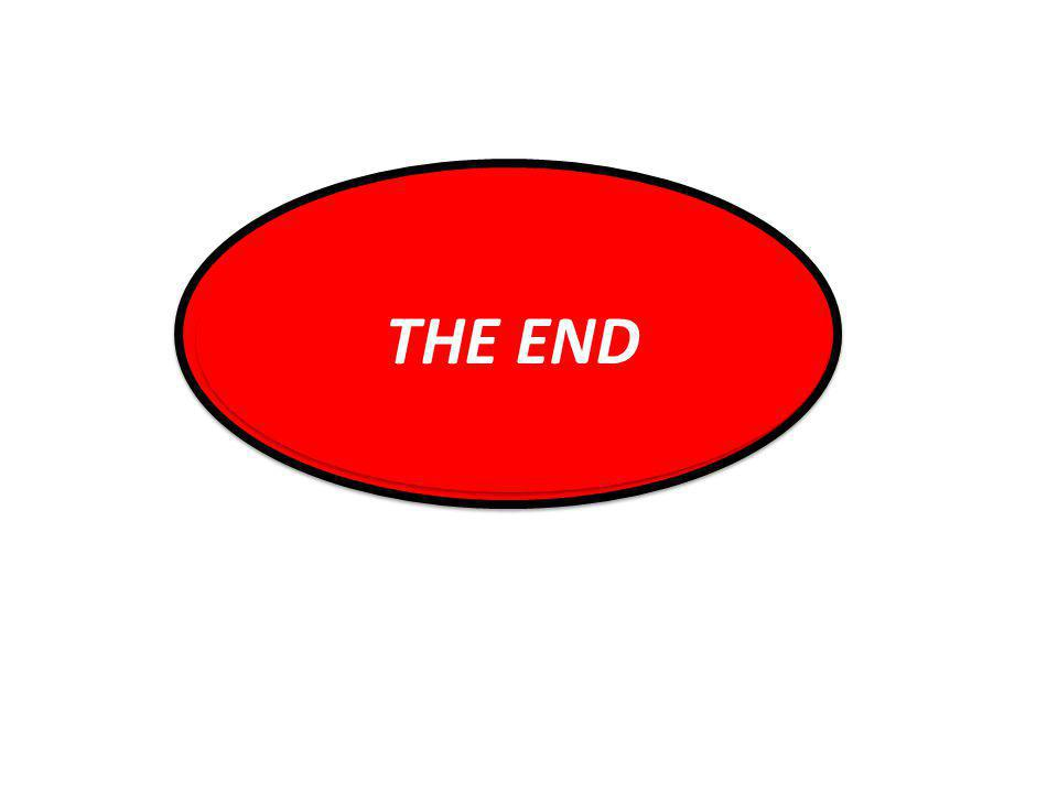FINISH THE END