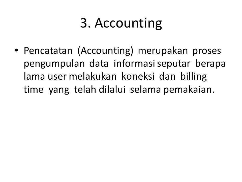 3. Accounting