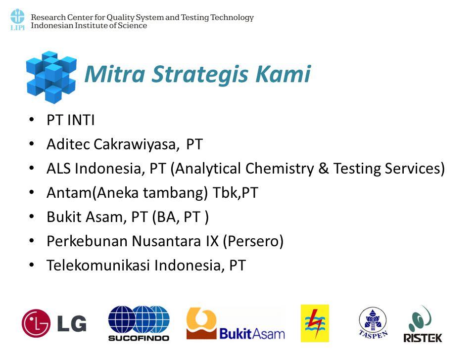 Mitra Strategis Kami PT INTI Aditec Cakrawiyasa, PT