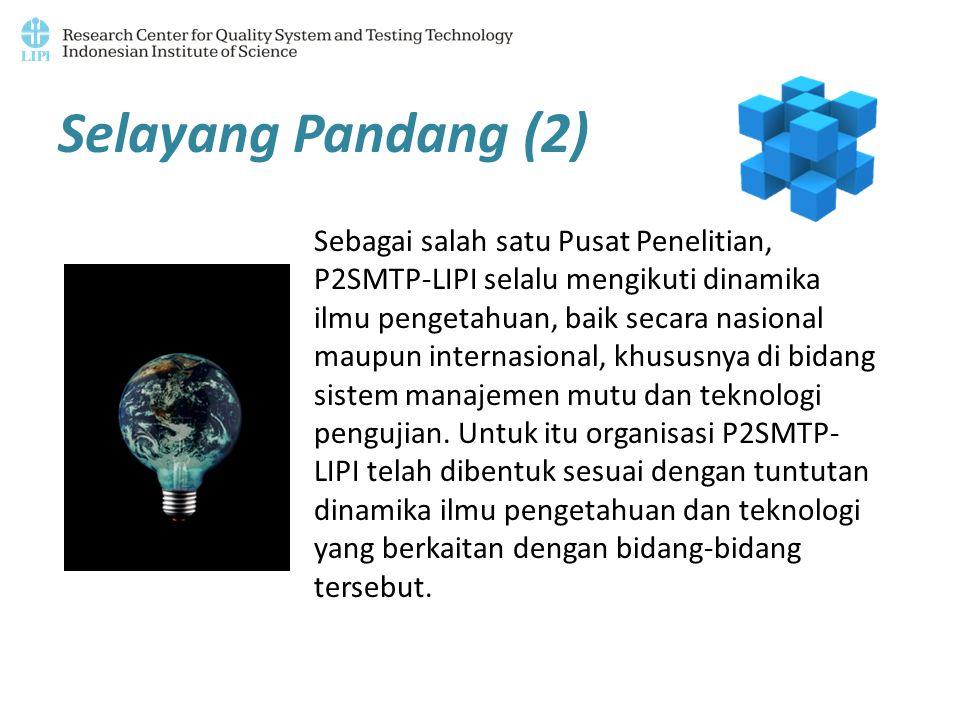 Selayang Pandang (2)
