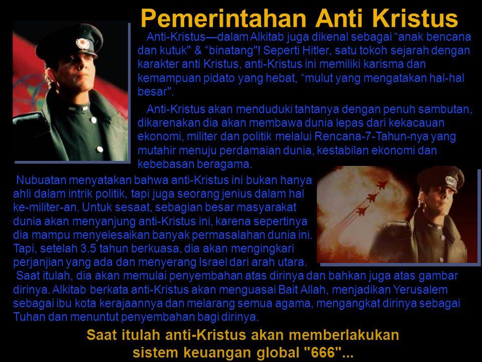 Pemerintahan Anti Kristus