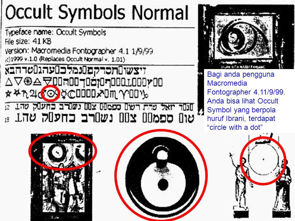Bagi anda pengguna Macromedia Fontographer 4. 11/9/99