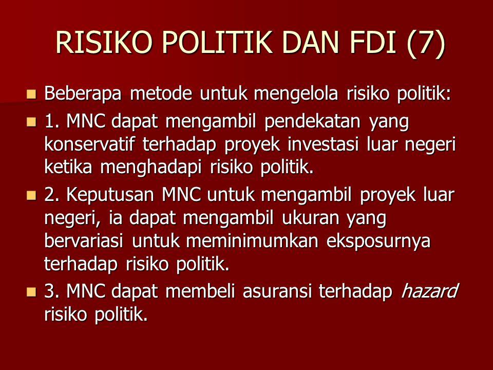 RISIKO POLITIK DAN FDI (7)