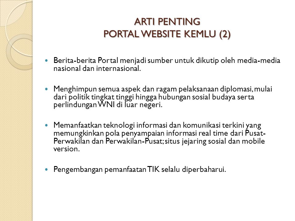 ARTI PENTING PORTAL WEBSITE KEMLU (2)