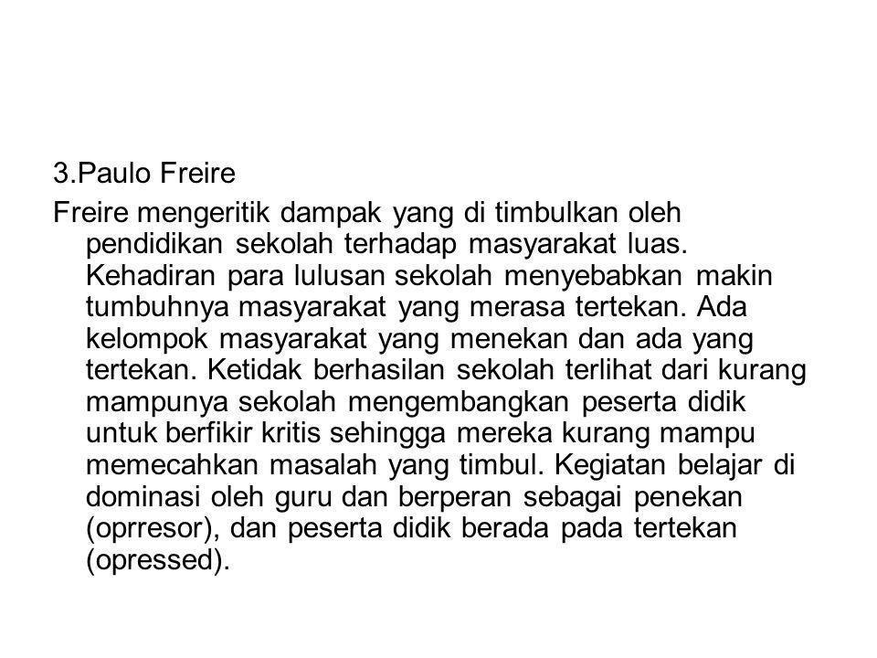 3.Paulo Freire