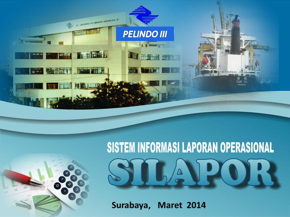 PELINDO III Surabaya, Maret 2014